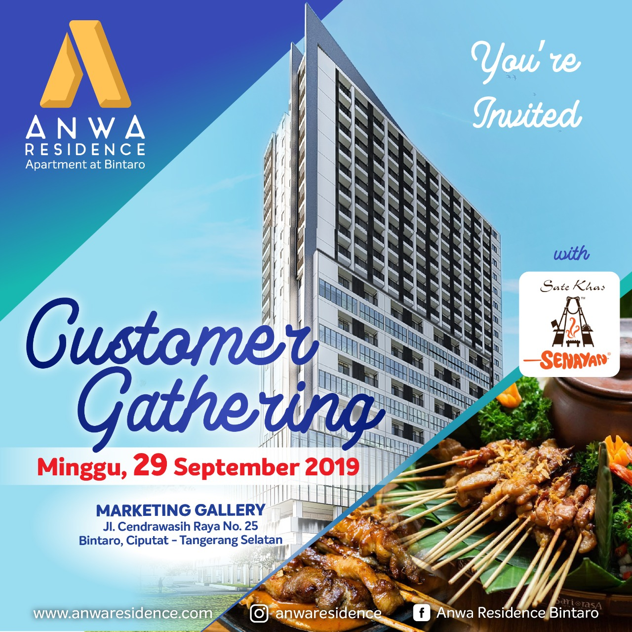 Customer Gathering 29 September 2019 A